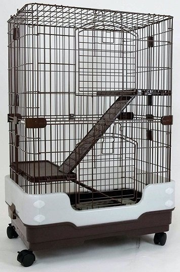 Dreamhome Heavy Duty Chinchilla Cage with Urine Guard
