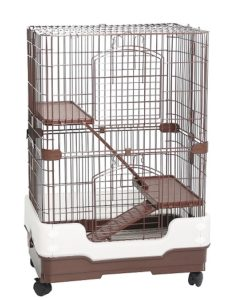 Homey Pet 3 Tiers Chinchilla cage