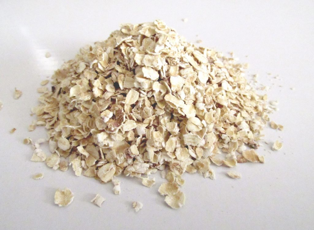 oats for chinchillas